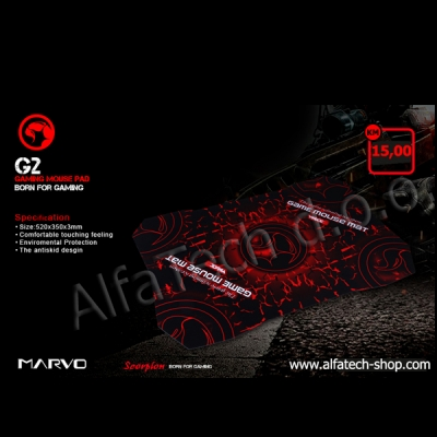 Gaming Mouse Pad G2