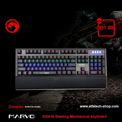 MARVO KG919 Gaming Keyboard