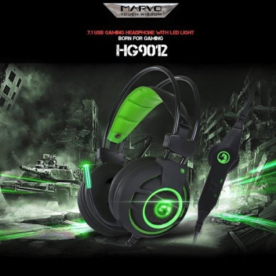 MARVO HG9012 7.1 USB Wired Gaming Headset