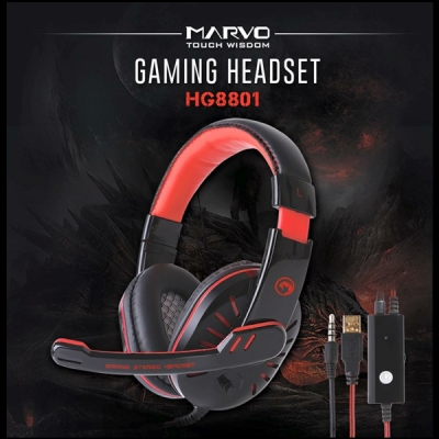 MARVO HG8801 Gaming Headset
