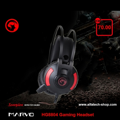 MARVO HG8804 Gaming Headset