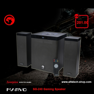 MARVO SG-240 Gaming Speaker