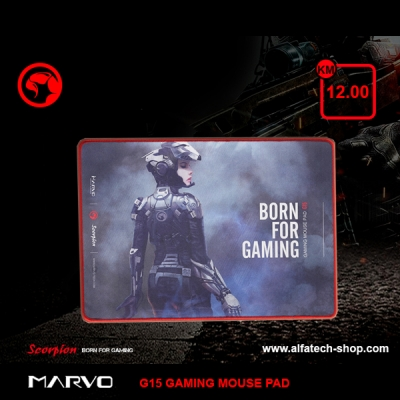 MARVO G15 GAMING MOUSE PAD