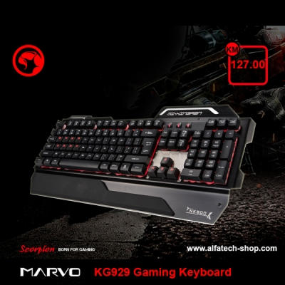 MARVO KG929 Gaming Keyboard