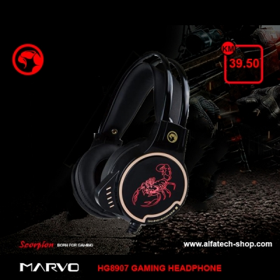 HG8907 GAMING HEADPHONE