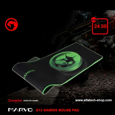 MARVO G13 GAMING MOUSE PAD RD/GN