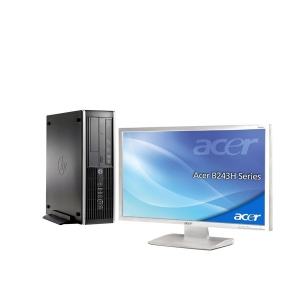 TOP AKCIJA HP 8200 SFF Monitor 24