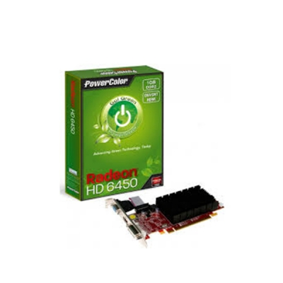 AMD Radeon 6450 Powercolor 1GB DDR3