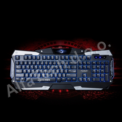 Tastatura Gaming MARVO K655BK with Light